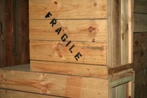 Fragile Crate