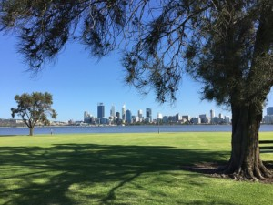 Moving to Perth