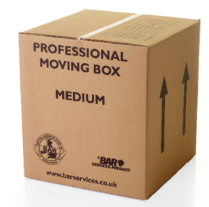 Large box for removals and storage