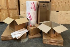 Removal boxes kit - medium